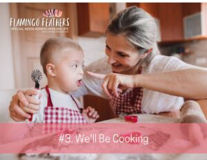 Cooking with kids during the summer