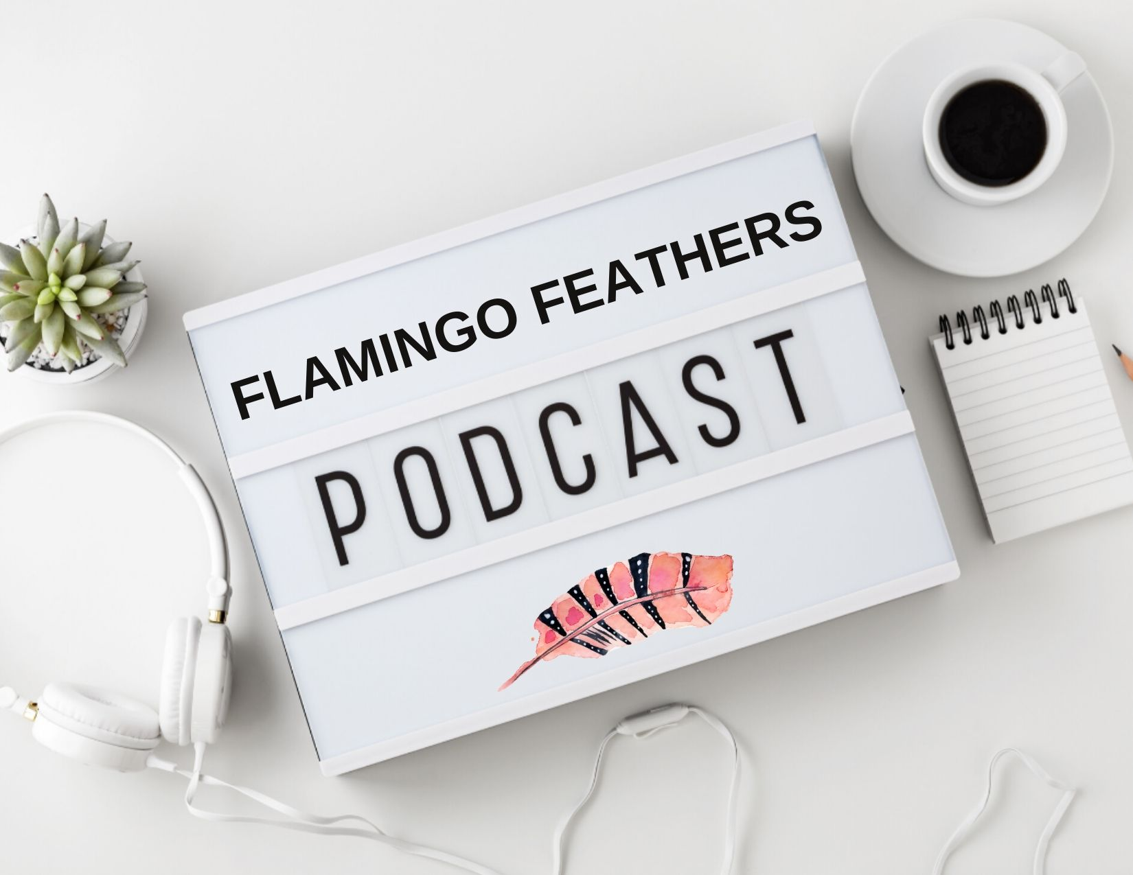 Flamingo Feathers Podcast