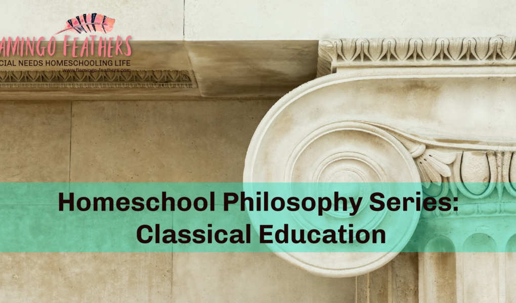Classical education for the special needs homeschooler