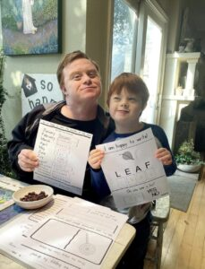 teaching learners with down syndrome to read and write